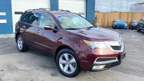 2013 Acura MDX for sale at Saugus Auto Mall in Saugus MA