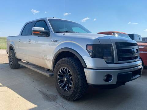2014 Ford F-150 for sale at FAST LANE AUTOS in Spearfish SD