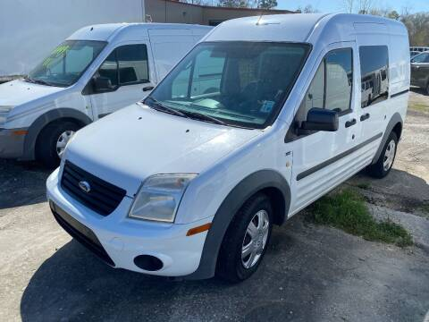 2013 Ford Transit Connect for sale at Double K Auto Sales in Baton Rouge LA