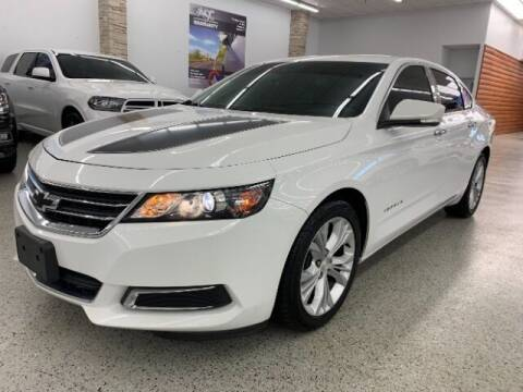 2015 Chevrolet Impala for sale at Dixie Imports in Fairfield OH