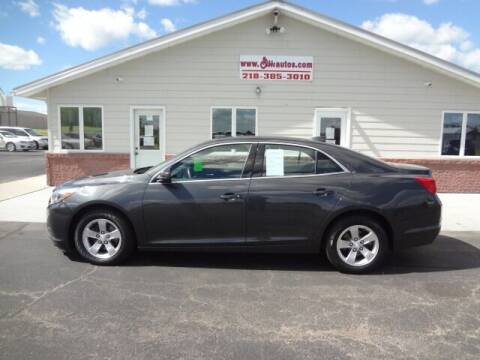 2015 Chevrolet Malibu for sale at GIBB'S 10 SALES LLC in New York Mills MN