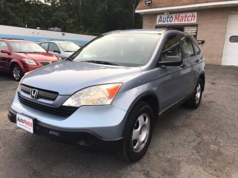 2008 Honda CR-V for sale at Auto Match in Waterbury CT