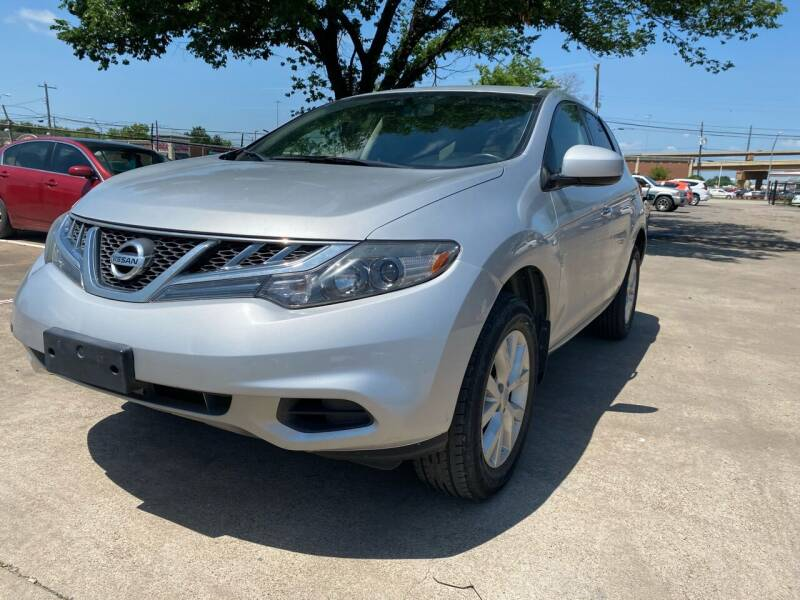 2013 Nissan Murano for sale at Makka Auto Sales in Dallas TX