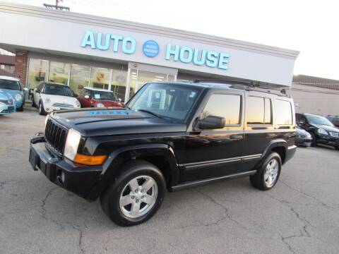 2006 Jeep Commander for sale at Auto House Motors in Downers Grove IL