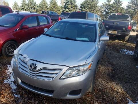 2010 Toyota Camry for sale at Craig Auto Sales in Omro WI