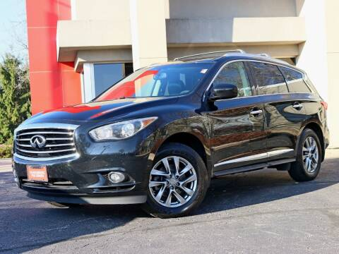 2014 Infiniti QX60 for sale at Schaumburg Pre Driven in Schaumburg IL