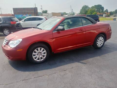 2008 Chrysler Sebring for sale at Big Boys Auto Sales in Russellville KY