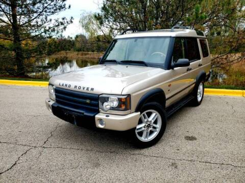 2003 Land Rover Discovery for sale at Excalibur Auto Sales in Palatine IL