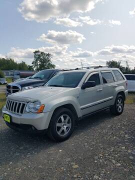 2008 Jeep Grand Cherokee for sale at Jeff's Sales & Service in Presque Isle ME