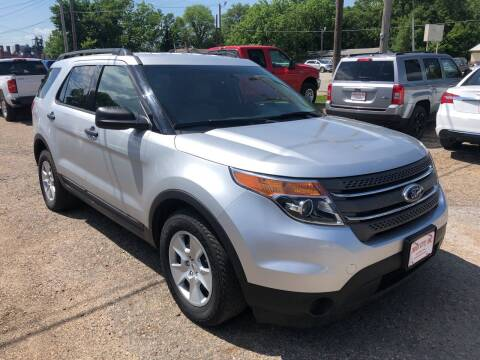 2013 Ford Explorer for sale at Truck City Inc in Des Moines IA