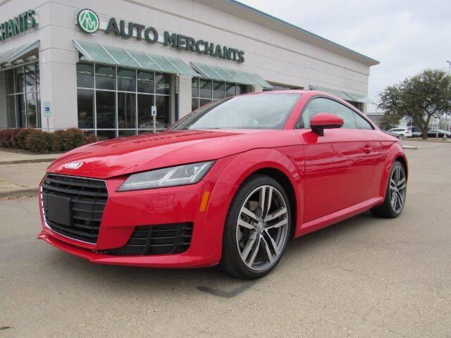 2018 Audi TT for sale in Plano, TX