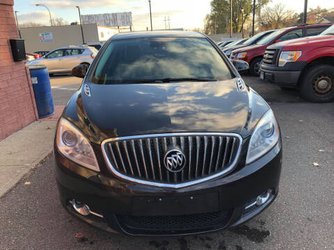 2016 Buick Verano for sale at Nice Cars Auto Inc in Minneapolis MN