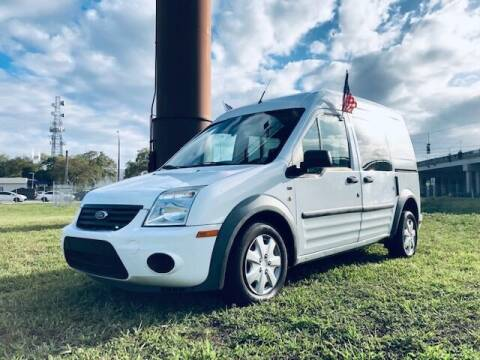 2012 Ford Transit Connect for sale at Venmotors LLC in Hollywood FL
