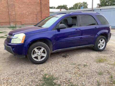 2005 Chevrolet Equinox for sale at Paris Fisher Auto Sales Inc. in Chadron NE