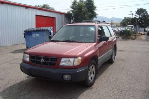 1998 Subaru Forester for sale at One Community Auto LLC in Albuquerque NM
