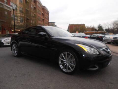 2008 Infiniti G37 for sale at H & R Auto in Arlington VA