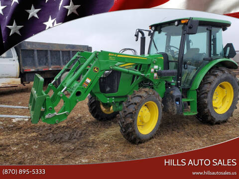 2019 JohnDeere 5100e for sale at Hills Auto Sales in Salem AR