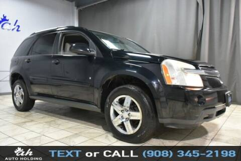 2008 Chevrolet Equinox for sale at AUTO HOLDING in Hillside NJ