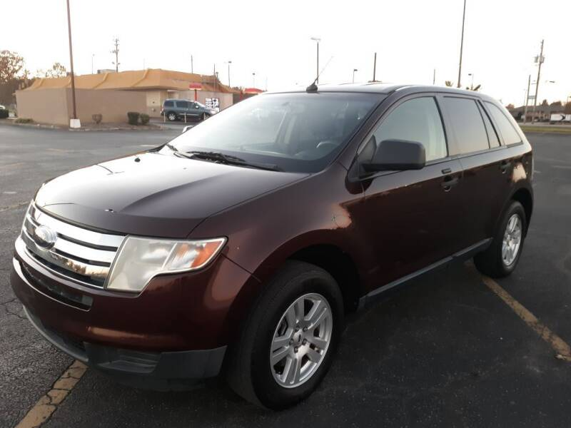 2009 Ford Edge for sale at 1A Auto Mart Inc in Smyrna TN