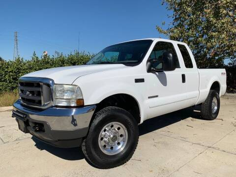 2003 Ford F-250 Super Duty for sale at Auto Hub, Inc. in Anaheim CA
