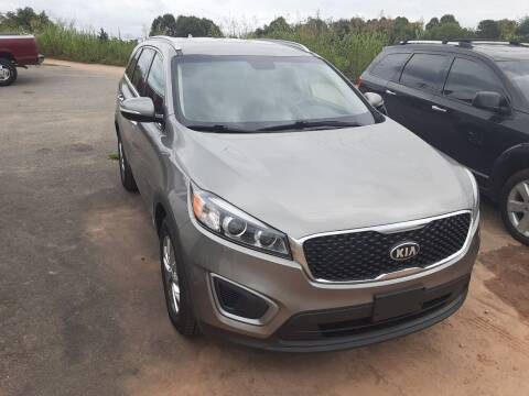 2016 Kia Sorento for sale at Granite Motor Co 2 in Hickory NC