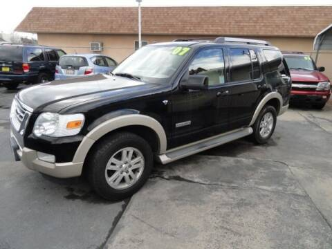 2007 Ford Explorer for sale at Gridley Auto Wholesale in Gridley CA