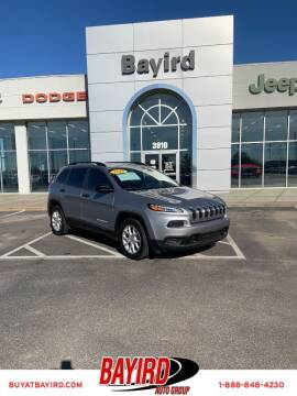 2016 Jeep Cherokee for sale at Bayird Truck Center in Paragould AR