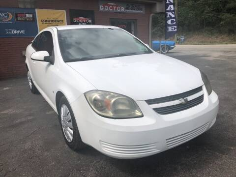 2009 Chevrolet Cobalt for sale at Doctor Auto in Cecil PA