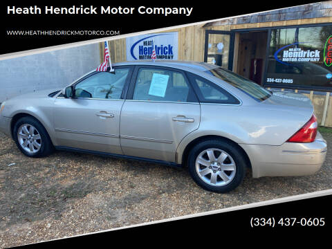 2006 Ford Five Hundred for sale at Heath Hendrick Motor Company in Greenville AL