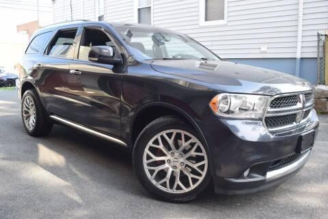 2013 Dodge Durango for sale at VNC Inc in Paterson NJ