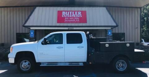 2008 GMC Sierra 3500HD for sale at Butler Enterprises in Savannah GA