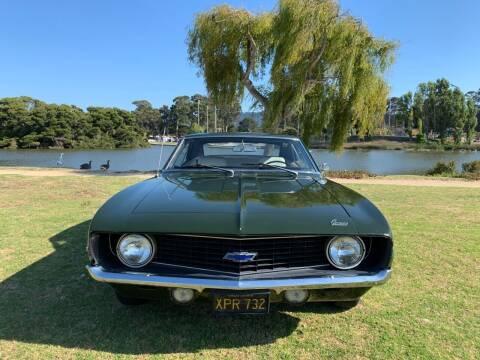 1969 Chevrolet Camaro for sale at Dodi Auto Sales in Monterey CA