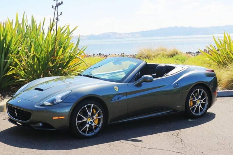 2010 Ferrari California for sale at 415 Motorsports in San Rafael CA