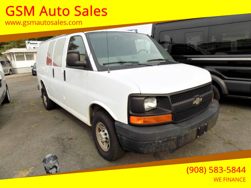 2007 Chevrolet Express Cargo for sale at GSM Auto Sales in Linden NJ
