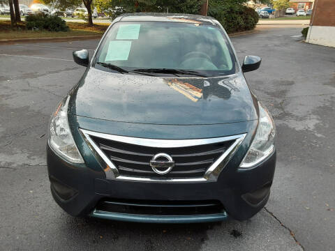2016 Nissan Versa for sale at LOS PAISANOS AUTO & TRUCK SALES LLC in Peachtree Corners GA