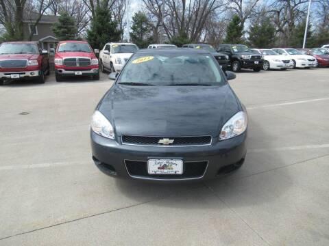 2013 Chevrolet Impala for sale at Aztec Motors in Des Moines IA