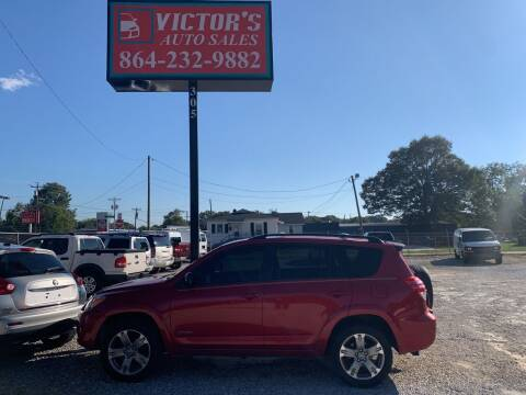 2009 Toyota RAV4 for sale at Victor's Auto Sales in Greenville SC