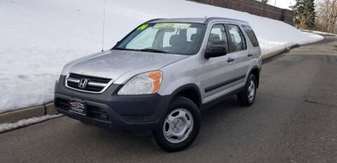 2004 Honda CR-V for sale at ENVY MOTORS LLC in Paterson NJ