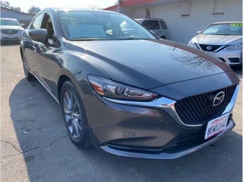 2018 Mazda MAZDA6 for sale at Dealers Choice Inc in Farmersville CA