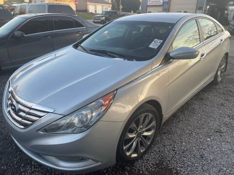 2011 Hyundai Sonata for sale at Trocci's Auto Sales in West Pittsburg PA
