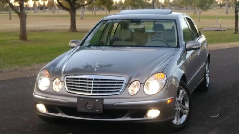 2006 Mercedes-Benz E-Class for sale at CAR MIX MOTOR CO. in Phoenix AZ