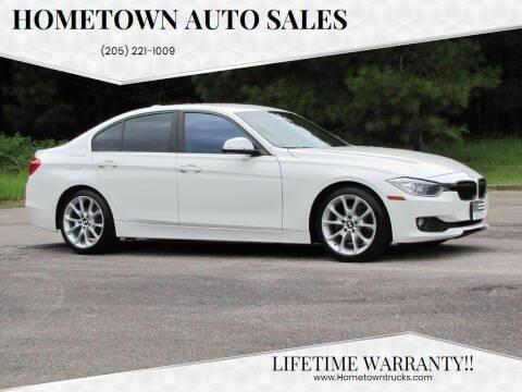 2015 BMW 3 Series for sale at Hometown Auto Sales - Cars in Jasper AL