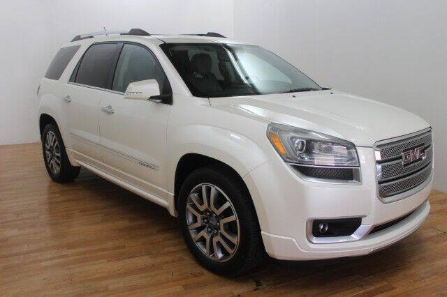 2013 GMC Acadia for sale at Paris Motors Inc in Grand Rapids MI