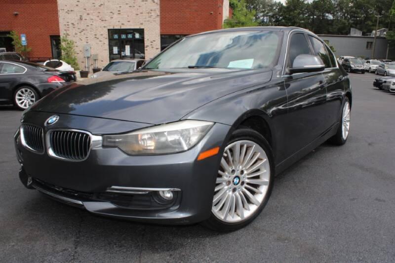 2013 BMW 3 Series for sale at Atlanta Unique Auto Sales in Norcross GA