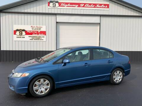 2010 Honda Civic for sale at Highway 9 Auto Sales - Visit us at usnine.com in Ponca NE