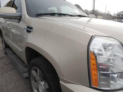 2008 Cadillac Escalade for sale at Cars East in Columbus OH