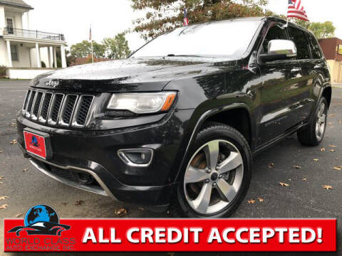 2014 Jeep Grand Cherokee for sale at World Class Auto Exchange in Lansdowne PA