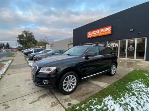 2014 Audi Q5 for sale at HOUSE OF CARS CT in Meriden CT