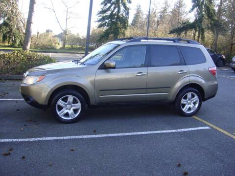 2009 Subaru Forester for sale at Western Auto Brokers in Lynnwood WA