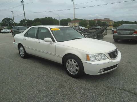 2000 Acura RL for sale at Kelly & Kelly Supermarket of Cars in Fayetteville NC